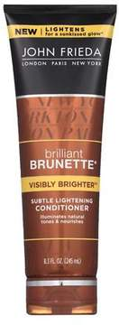 John Frieda Brilliant Brunette Visibly Brighter Subtle Lightening Conditioner