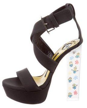 Ruthie Davis Minion Pop Star Platform Sandals w/ Tags