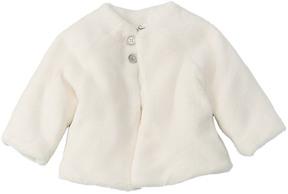 Jessica Simpson Girls' Fuzzy Jacket