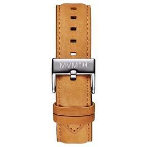 MVMT Mens 40 Series 20mm Tan Leather