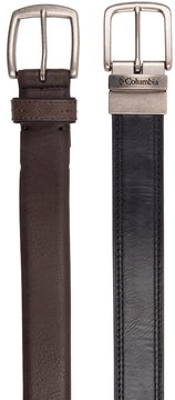Columbia Men's 2-Pack Belts Gift Box