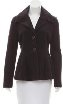 Susana Monaco Structured Wool Jacket