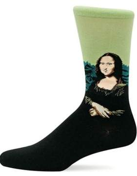 Hot Sox Mona Lisa Knit Socks