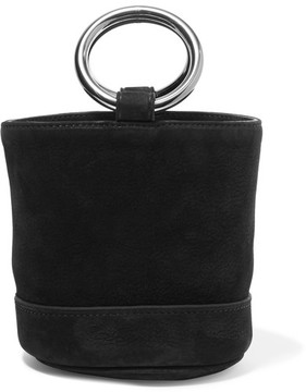 Simon Miller Bonsai 15 Nubuck Bucket Bag - Black