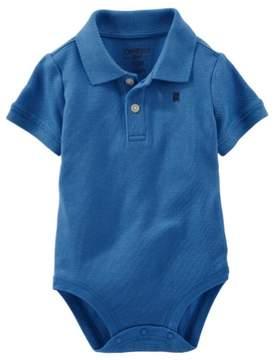 Carter's OshKosh B'gosh Baby Clothing Outfit Boys Pique Polo Bodysuit
