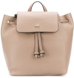 MICHAEL Michael Kors Junie Leather Backpack