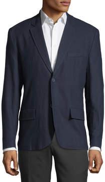 Jachs Ny Lightweight Linen Blazer