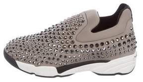Pinko Gem Slip-On Sneakers