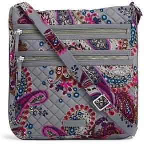 Vera Bradley Iconic Triple-Zip Hipster Cross-Body Bag - HERITAGE PAISLEY - STYLE
