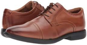 Nunn Bush Dixon Cap Toe Oxford with KORE Walking Comfort Technology Men's Shoes
