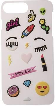 Chiara Ferragni Iphone S6/s7 Plus Sticker Cover