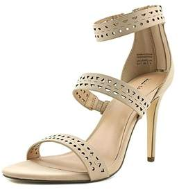 Call it SPRING Avasinis Women Open-toe Synthetic Ivory Heels.