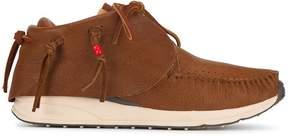 Visvim Brown FBT Red Deer sneakers