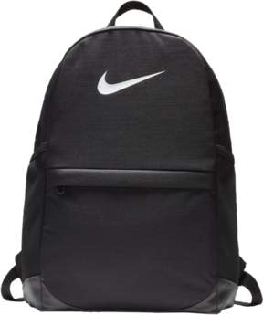 Nike Brasilia Backpack - Black/White