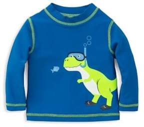 Little Me Baby Boy's Dino-Printed Rashguard