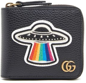Gucci Wallet - BLACK - STYLE