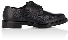Calvin Klein Men's Grained Leather Bluchers