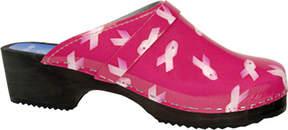 Cape Clogs Pink Ribbon (Women's)