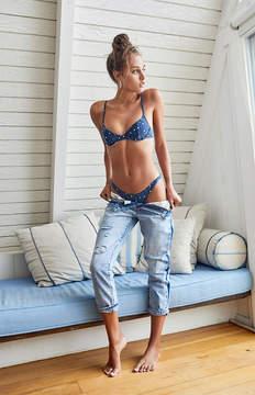 Billabong Always Free Pin-Up Bikini Top