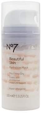 No7 Beautiful Skin Hydration Mask, Dry / Very Dry