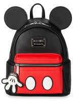Disney Mickey Mouse Mini Backpack by Loungefly
