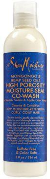 SheaMoisture Mongongo & Hemp Seed Oils High Porosity Moisture Seal CoWash