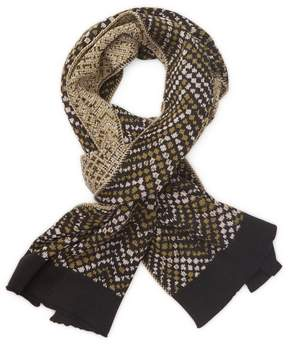 Missoni Men's Ribbed Wool Long Scarf