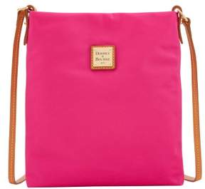 Dooney & Bourke Miramar Small Dani Crossbody Shoulder Bag - FUCHSIA - STYLE