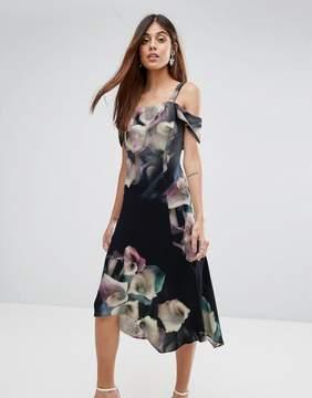 Coast Floral Print Soft Shift Dress