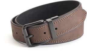 Levi's Levis Men's Reversible Beveled-Edge Double-Stitched Belt