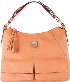 Dooney & Bourke Smooth Leather Hobo - Kingston