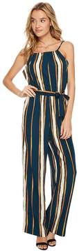 Bishop + Young Stripe Jumper Women's Jumpsuit & Rompers One Piece