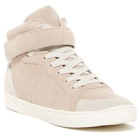 Dolce Vita Zalie Suede Wedge Sneaker