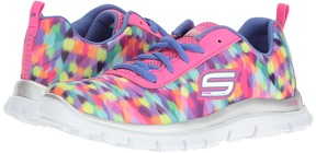 Skechers Skech Appeal - Rainbow Runner 81820L Girl's Shoes