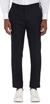 Officine Generale Men's Wool Slim-Fit Trousers