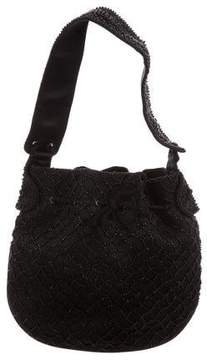 Tod's Embellished Mini Bucket Bag