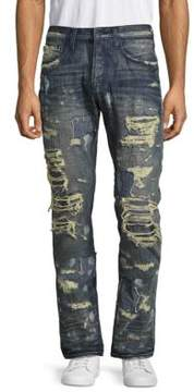 PRPS Debit Distressed Jeans