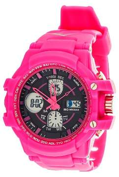 Everlast Analog and Digital Watch Pink