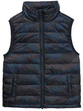 Joe Fresh Camo Vest (Toddler & Little Boys)