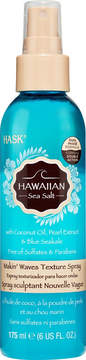 Hask Hawaiian Sea Salt Texture Salt Spray