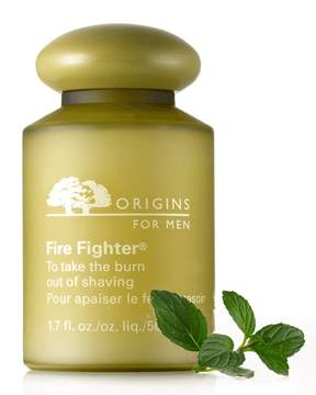 Fire Fighter® To Take the Burn out of Shaving