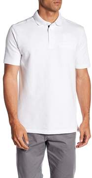 Tailorbyrd Short Sleeve Solid Polo