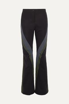 Fendi Wonders Paneled Ski Pants - Black