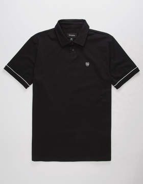 Brixton Carlos Mens Polo Shirt