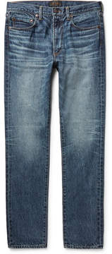 Beams Slim-Fit Denim Jeans
