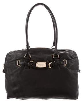 MICHAEL Michael Kors Leather Satchel