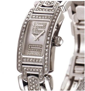 Audemars Piguet Promesse Diamond White Gold Ladies Watch