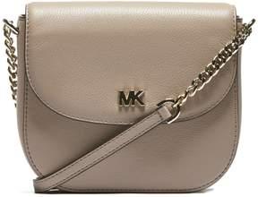 MICHAEL Michael Kors Mott Pebbled Dome Crossbody Bag