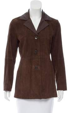 Brooks Brothers Tailored Suede Jacket