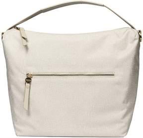 Borbonese Small Hobo Shoulder Bag